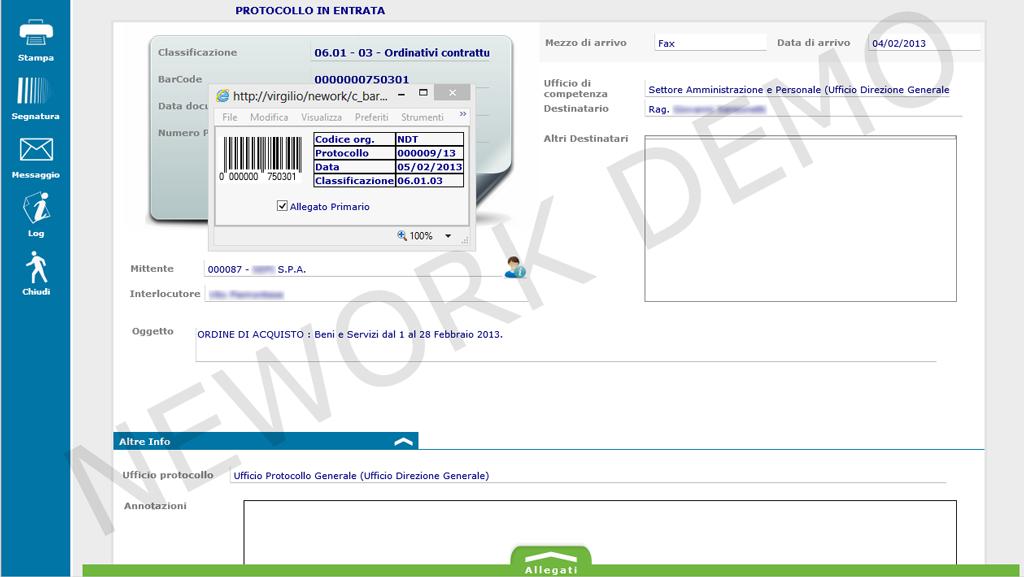 protocollo_entrata_barcode